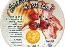 Going to WMS?? Fuel up at Taurus Craco!